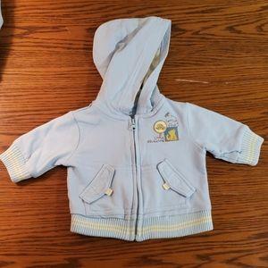Disney Classic Pooh jacket newborn